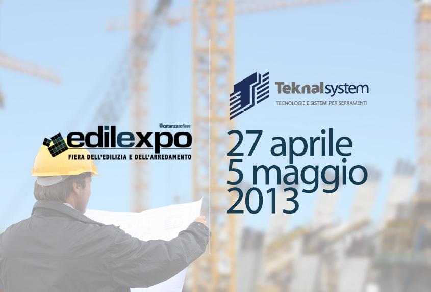 Edil Expo 2013