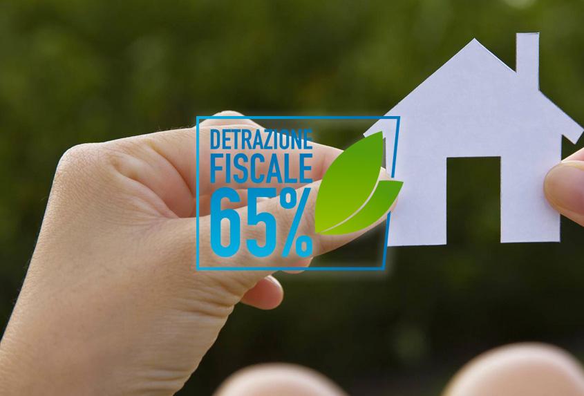Detrazioni fiscali del 65% fino al 31 dicembre 2013