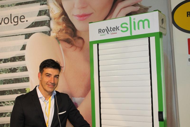 [:it]Schermi esterni: Rolltek Slim avvolgibile orientabile per ristrutturazione[:]